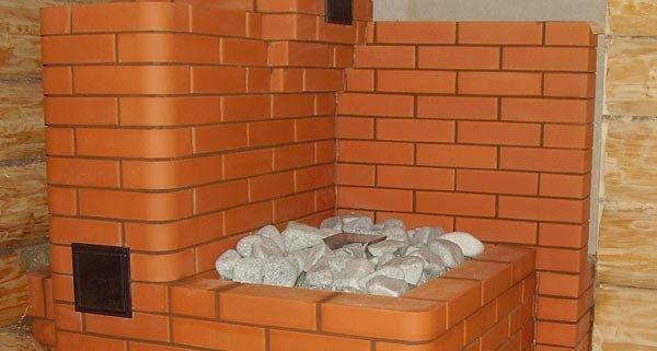 Самодельные печи для бани строим по правилам