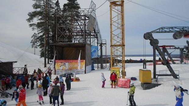 горнолыжные курорты Ленинградской области-5