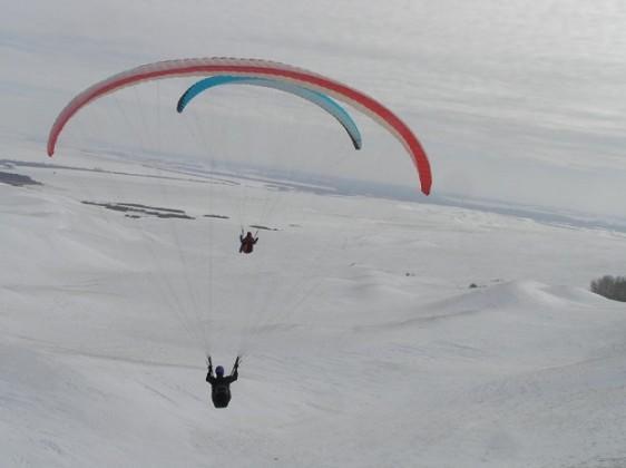 горнолыжный курорт Кувандык-4