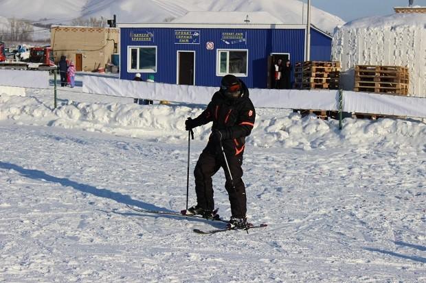 горнолыжный курорт Кувандык-5