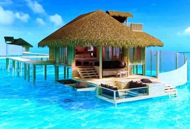 какие самые лучшие курорты мира-2