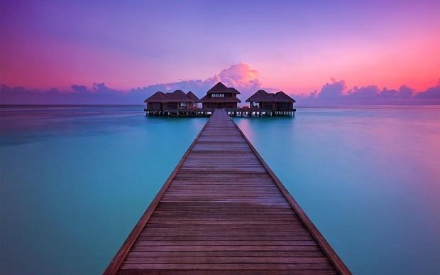 какие самые лучшие курорты мира-5