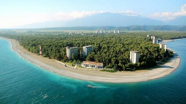 лучшие курорты абхазии-2