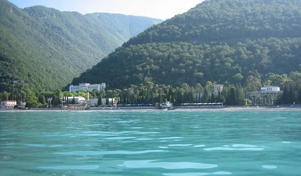 лучшие курорты абхазии-6