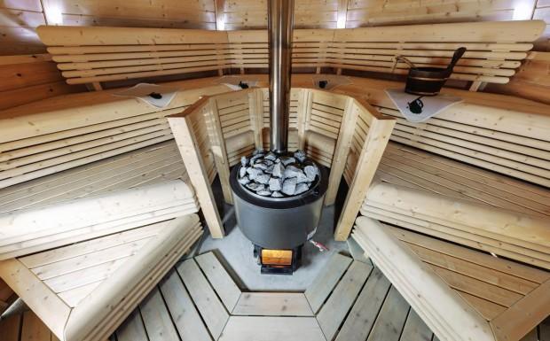 применение дровяных печей для бани и сауны
