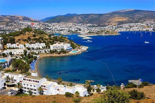 самые лучшие курорты Турции-9
