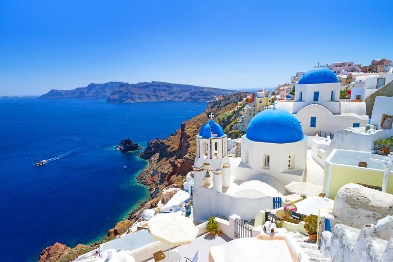 ТОП-5 самых красивых курортов мира