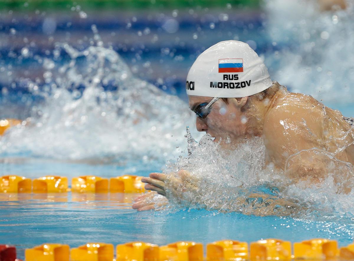 Владимир Морозов поборется за золото чемпионата мира