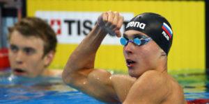Антон Чупков всегда настроен на победу