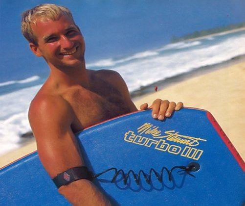 Майк Стюарт все знает о серфинге